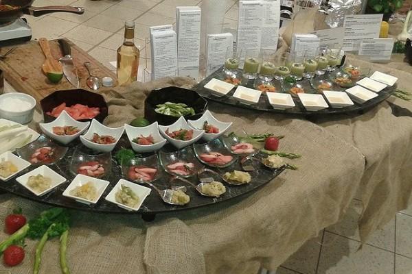 Rund um Spargel – Kochshow im Lebensmittelmarkt